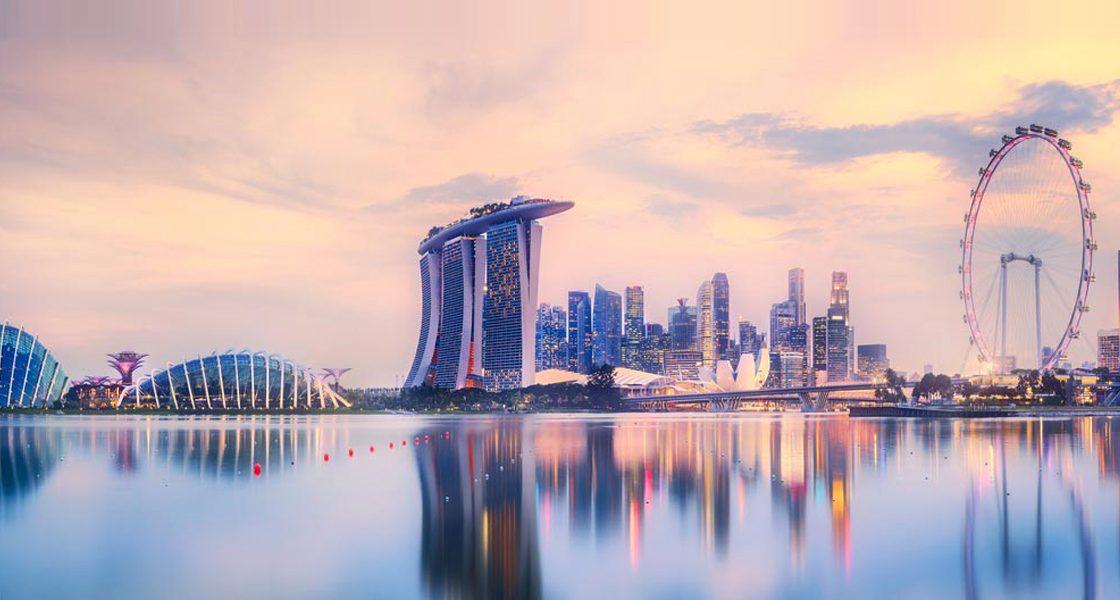 Singapur bitirmiş, okey'e dönüyor